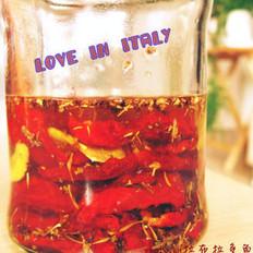 油浸番茄干的做法