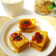 三汁豆腐的做法