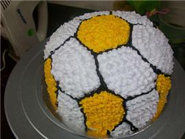 LG的生日蛋糕@附上详细图解巧克力海绵蛋