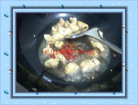 【星月蚝油】星月私房菜--a蚝油厨房包菜用到肥肠图片