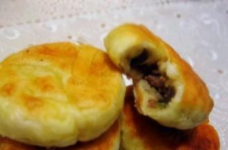 酱香羊肉馅饼的做法