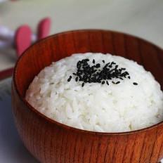 微波米饭的做法
