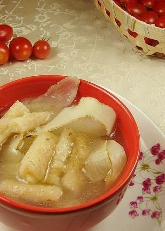沙参玉竹鸡骨汤的做法