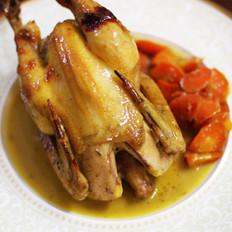 法式烤春鸡