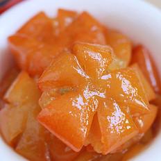 糖漬金橘的做法