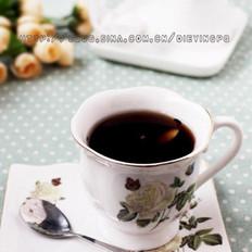 黑米生姜红茶的做法