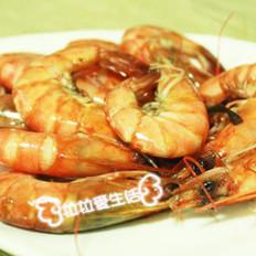 爆炒虾的做法