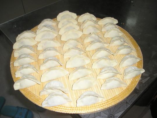 馋人食品之肉三鲜饺子的做法