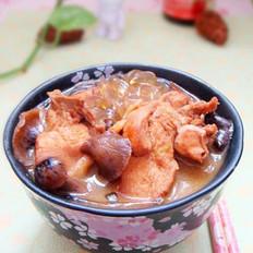 小鸡炖蘑菇粉-果博东方-果博东方条的做法