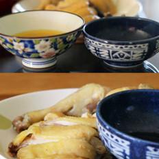 无水姜葱焗鸡的做法