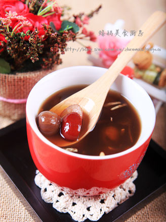 减肥茶_红枣桂圆姜茶的做法_红枣桂圆姜茶怎么做_美食杰