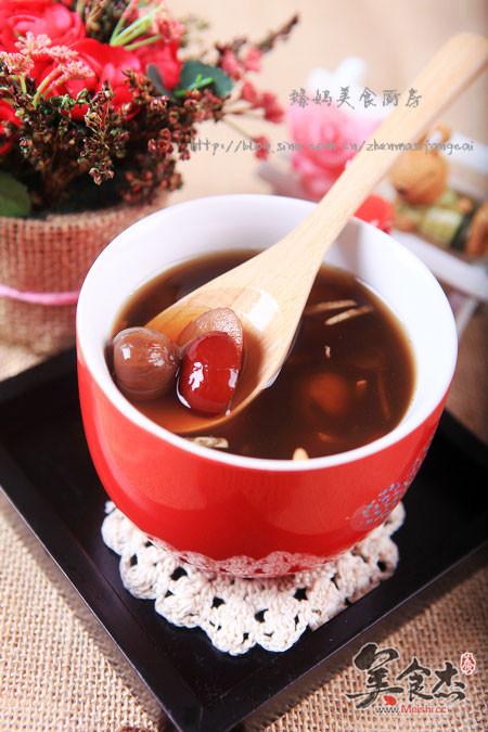 红枣桂圆姜茶的做法_家常红枣桂圆姜茶的做法【图】姜