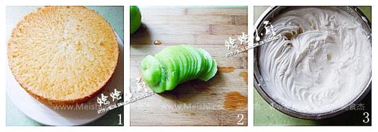 家常小猴生日蛋糕的做法【图】