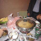 自制羊肉清汤火锅的做法