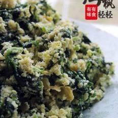 农家萝卜樱子小豆腐