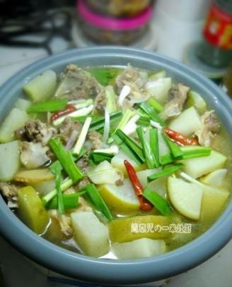 原汁牛肉高汤的做法