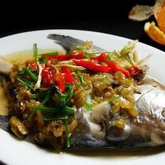 剁椒鲳片鱼的做法