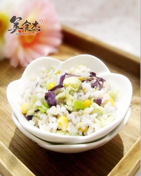 紫甘藍玉米蛋炒飯xp.jpg