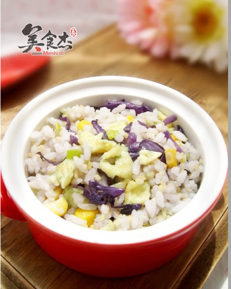 紫甘藍玉米蛋炒飯vd.jpg
