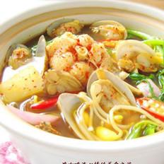 韩国辣鱼汤的做法