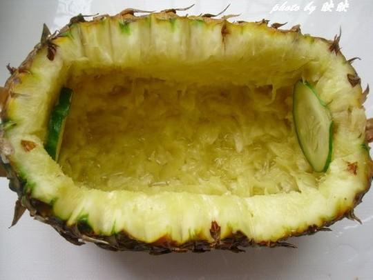 菠萝鸡胗的做法【步骤图】_菜谱_美食杰