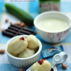 牛奶蒸芋艿的做法
