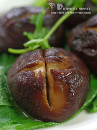 卤香菇的做法