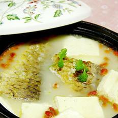 奶白鱼香豆腐汤