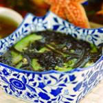补肾可喝紫菜胡萝卜汤