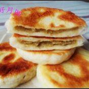 板栗发面饼