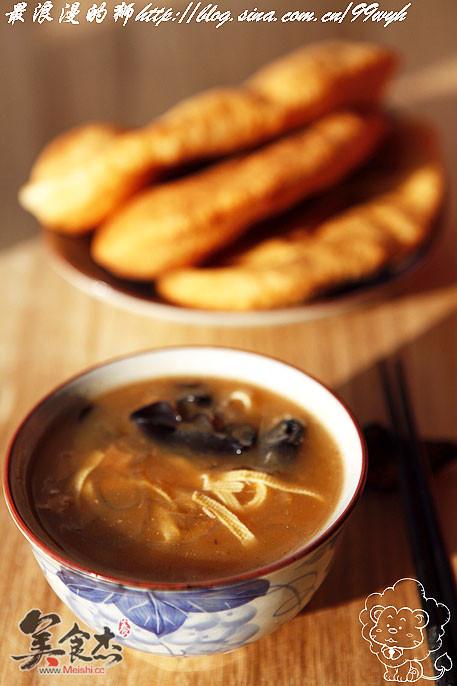 中关_胡辣汤,胡辣汤的家常做法 - 美食杰菜谱做法大全