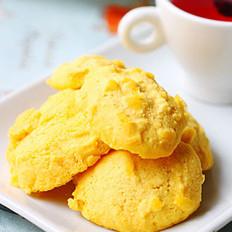 微波玉米面小饼干