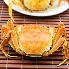 清焗大闸蟹