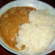 咖喱蛋黄米饭丸子