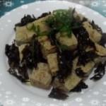 茶香臭豆腐的做法