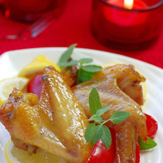 冰花梅酱烤鸡翅的做法