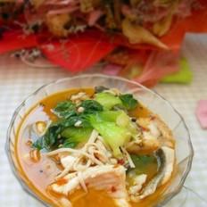 咖喱蔬菜烩