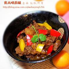 砂锅牛肉萝卜的做法