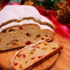 史多伦圣诞面包的做法