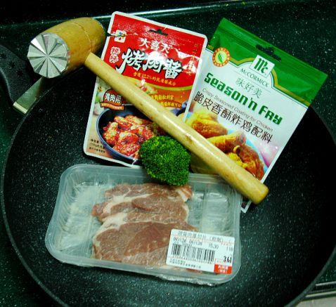 怎么蒸黑米饭_吉列猪扒饭的做法_吉列猪扒饭怎么做_美食杰