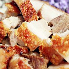 廣式脆皮燒肉的做法