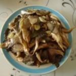 素炒蘑菇的做法