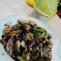炒海瓜子的做法
