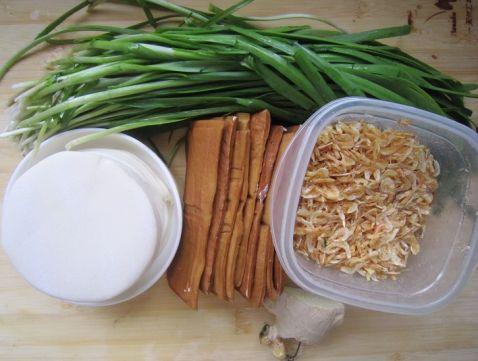韭菜虾皮饺的做法
