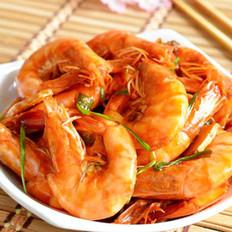 私房秘制炒鲜虾的做法