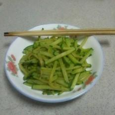 椒香青萝卜条