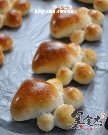小脚印面包的做法【步骤图】_菜谱_美食杰
