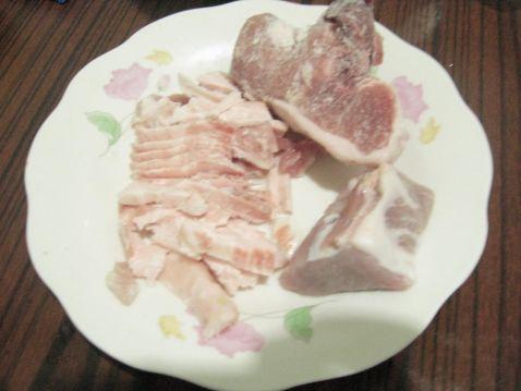 杀猪菜的做法