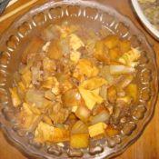 肉炖洋葱土豆