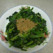 芝麻盐拌菠菜